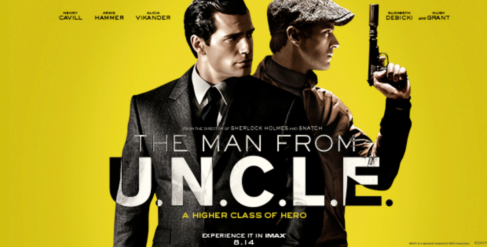 """The Man from U.N.C.L.E"", Trailer"