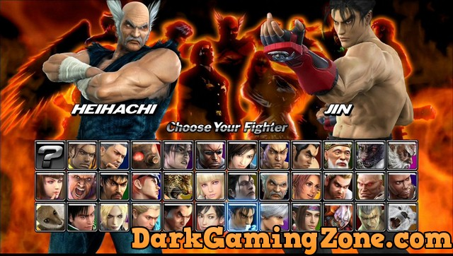 Tekken 5 game free download for pc | continent of games.
