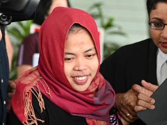 3 Alasan Pembebasan Siti Aisyah yang Dipaparkan RI ke Malaysia