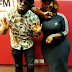 Toolz & Timaya Looking Dappers At BeatFM Studios