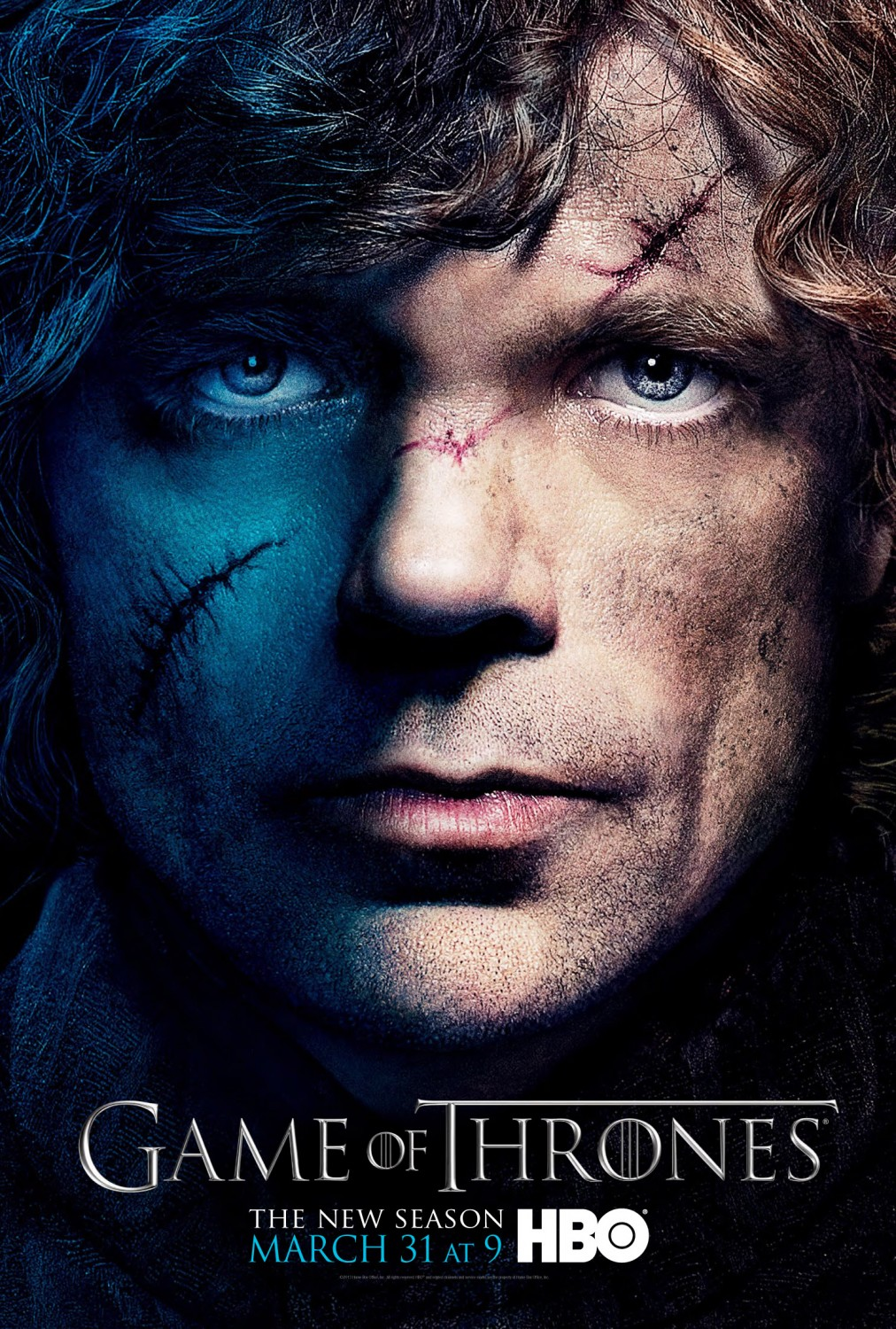The Blot Says Game Of Thrones Season 3 Character Television Posters