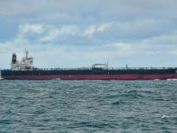 Oil tanker with 22 Indian sailors
