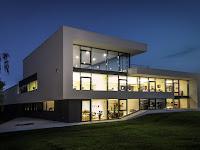 Architektur Moderner Bürogebäude Bilder
