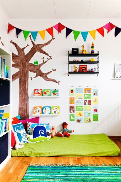 Deco-friendly kids | Espacios de lectura