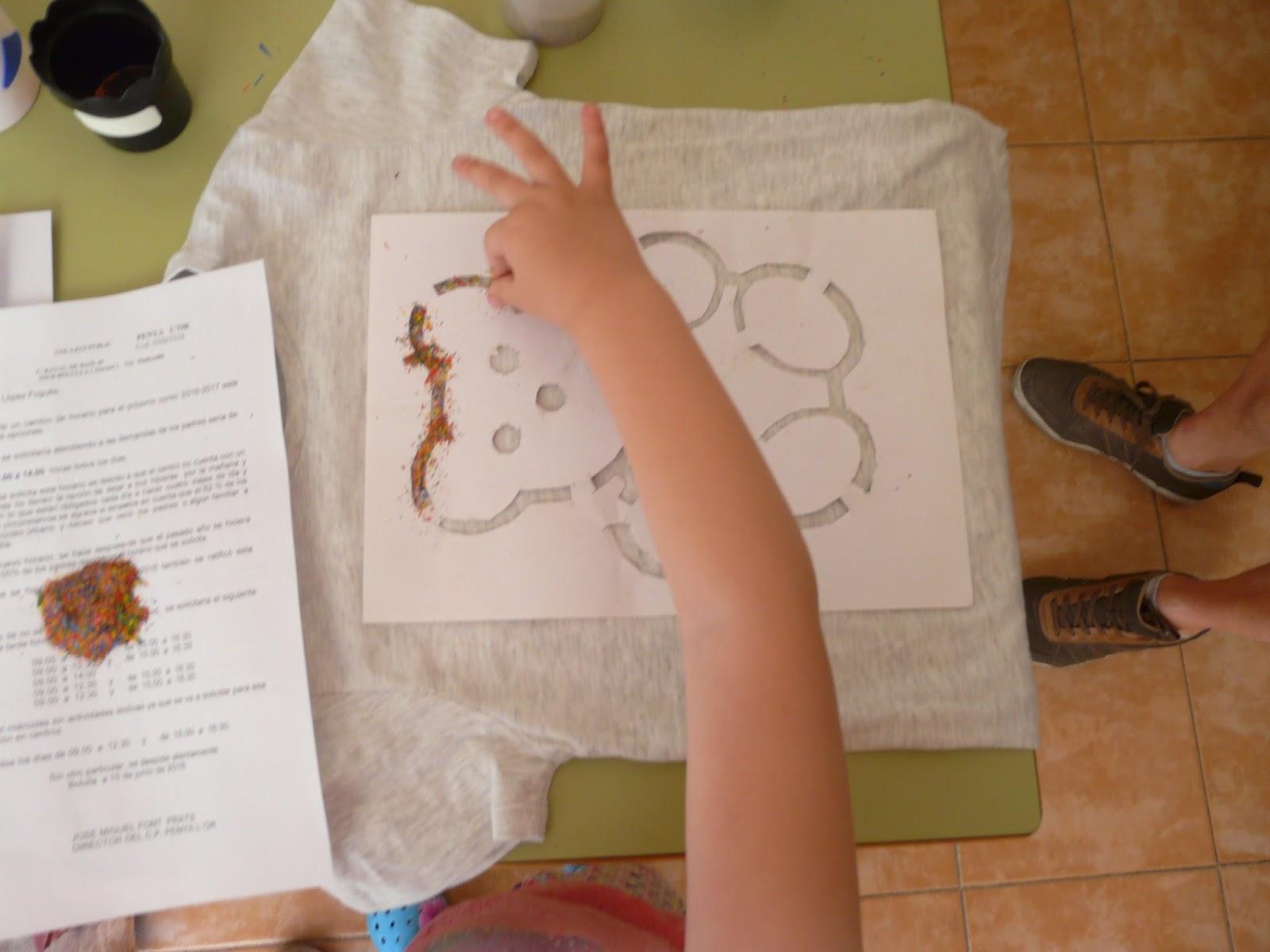 Recursos d\'un mestre d\'infantil: DECORAMOS CAMISETAS PARA FINALIZAR ...