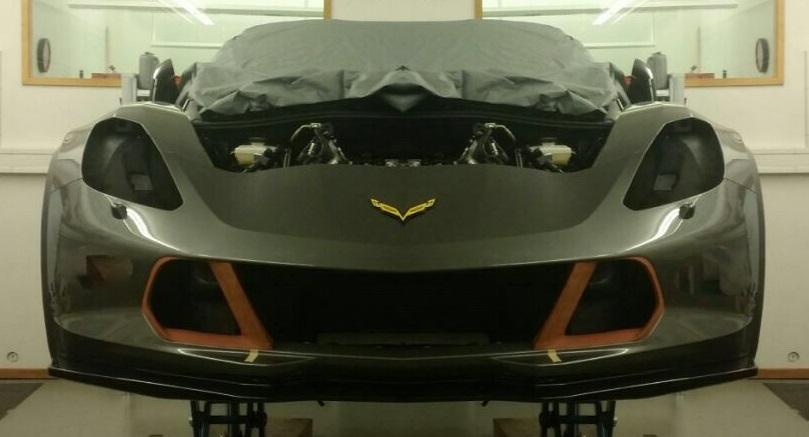 Corvette C7 Z06 TVS1740 intercooler UPGRAYEDD- another clueless