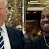 A Kim Kardashian tá dando uns esporros pro Kanye West parar de elogiar o Trump no Twitter