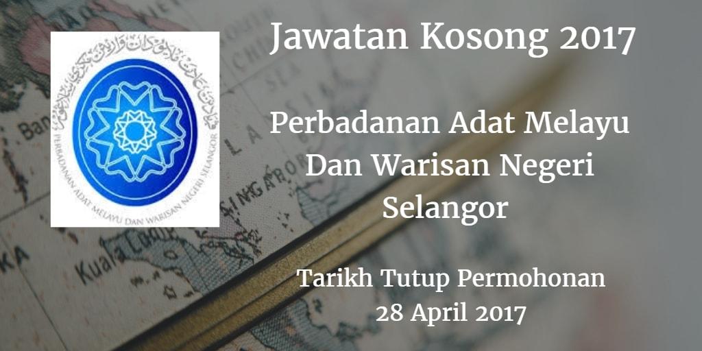 Jawatan Kosong PADAT 28 April 2017