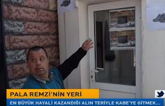 Down sendromlu Remzi Kahramanmaraş'ın Neşe Kaynağı