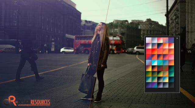45 Free Photoshop Gradients