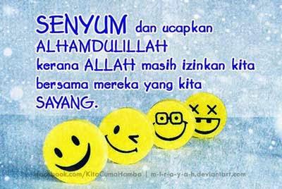 Kumpulan Kata - Kata Bijak Yang Islami Untuk Teman
