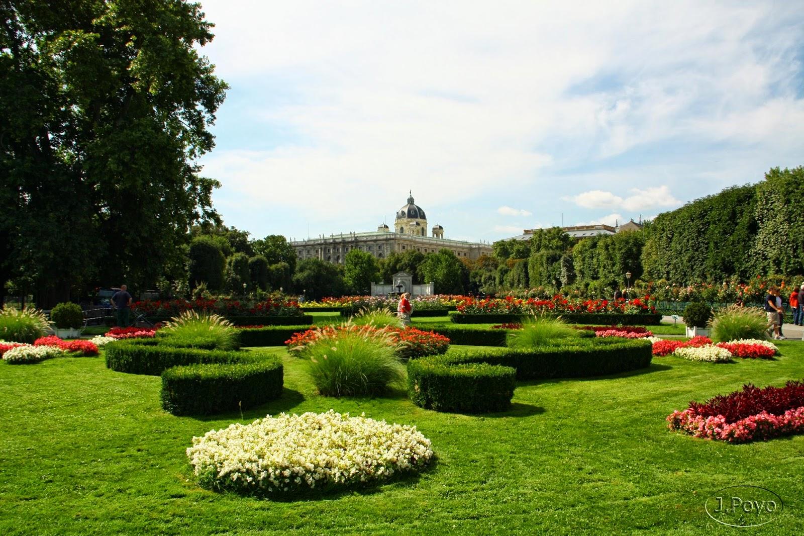 Volskgarten, Viena