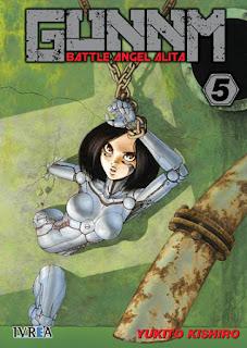 GUNNM Battle Angel Alita 05