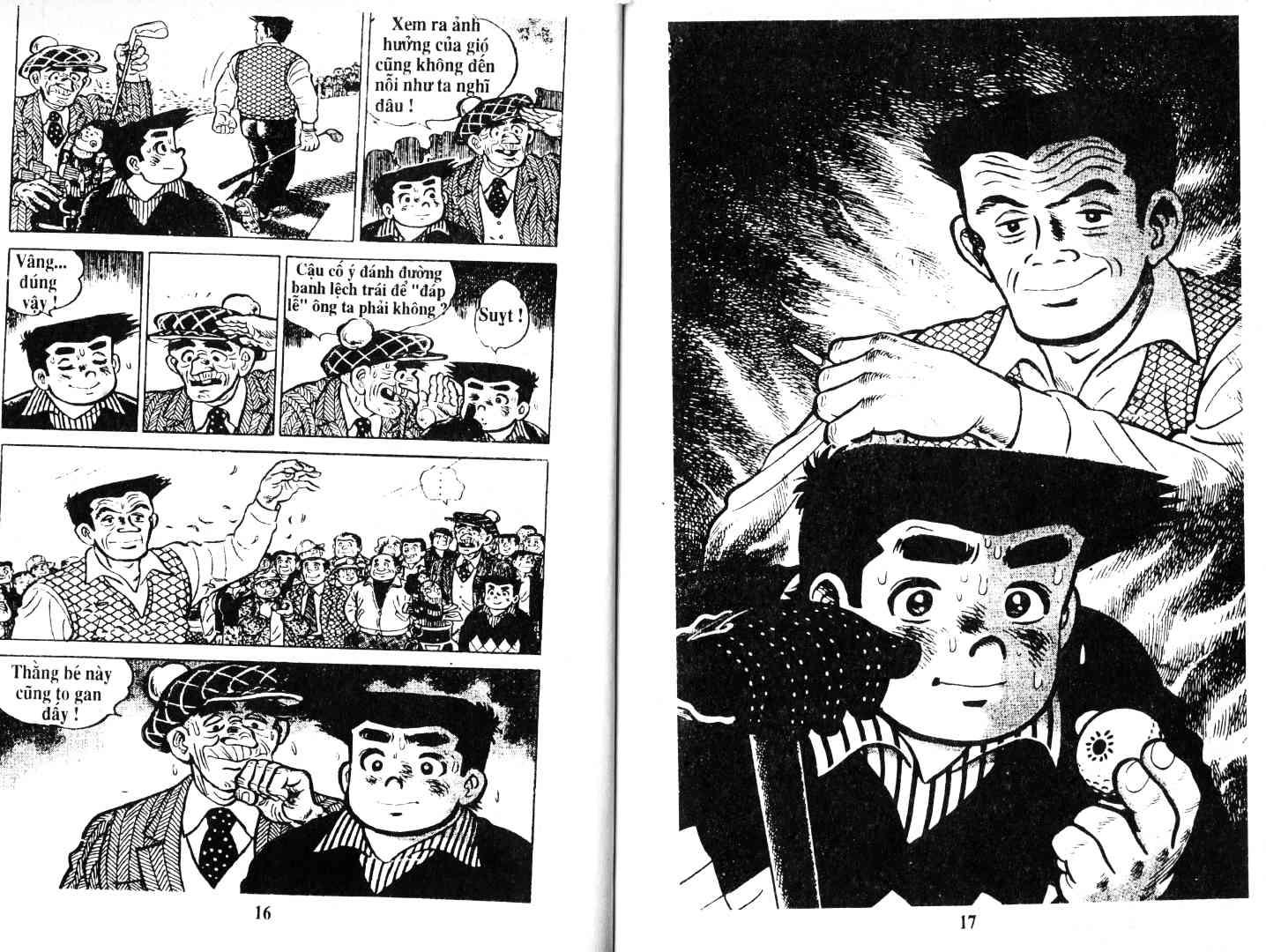 Ashita Tenki ni Naare chapter 52 trang 7