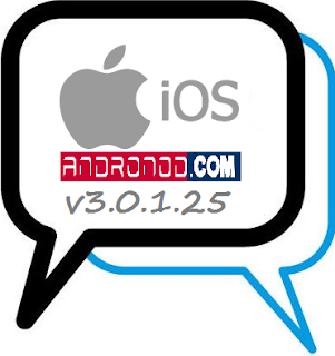 BBM Mod iOS Light v11 Based 3.0.1.25 Apk