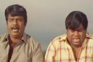 Comedy Scenes of Goundamani Senthil
