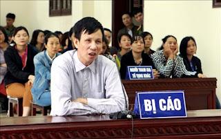Chuyện tù của Nguyễn Văn Túc