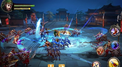 Download Game Kingdom Warriors MOD APK