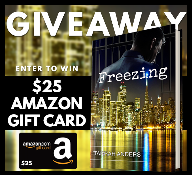 Freezing Cover Reveal