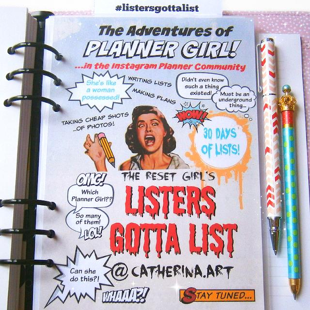Listers Gotta List Instagram