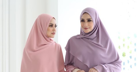 Illusionist Style Hijabs What Khimar Meaning