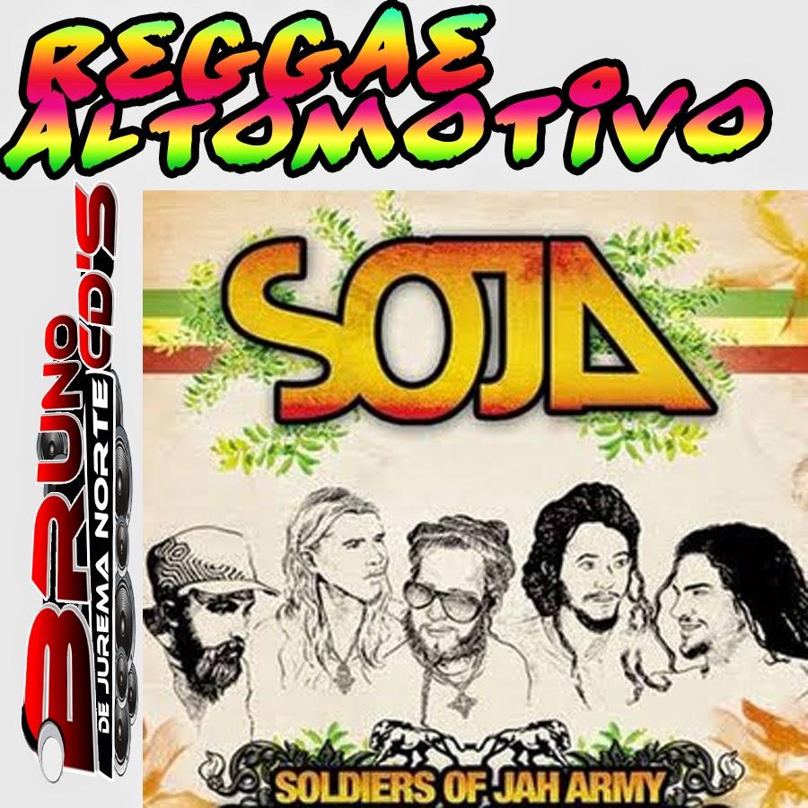 cd do soja reggae