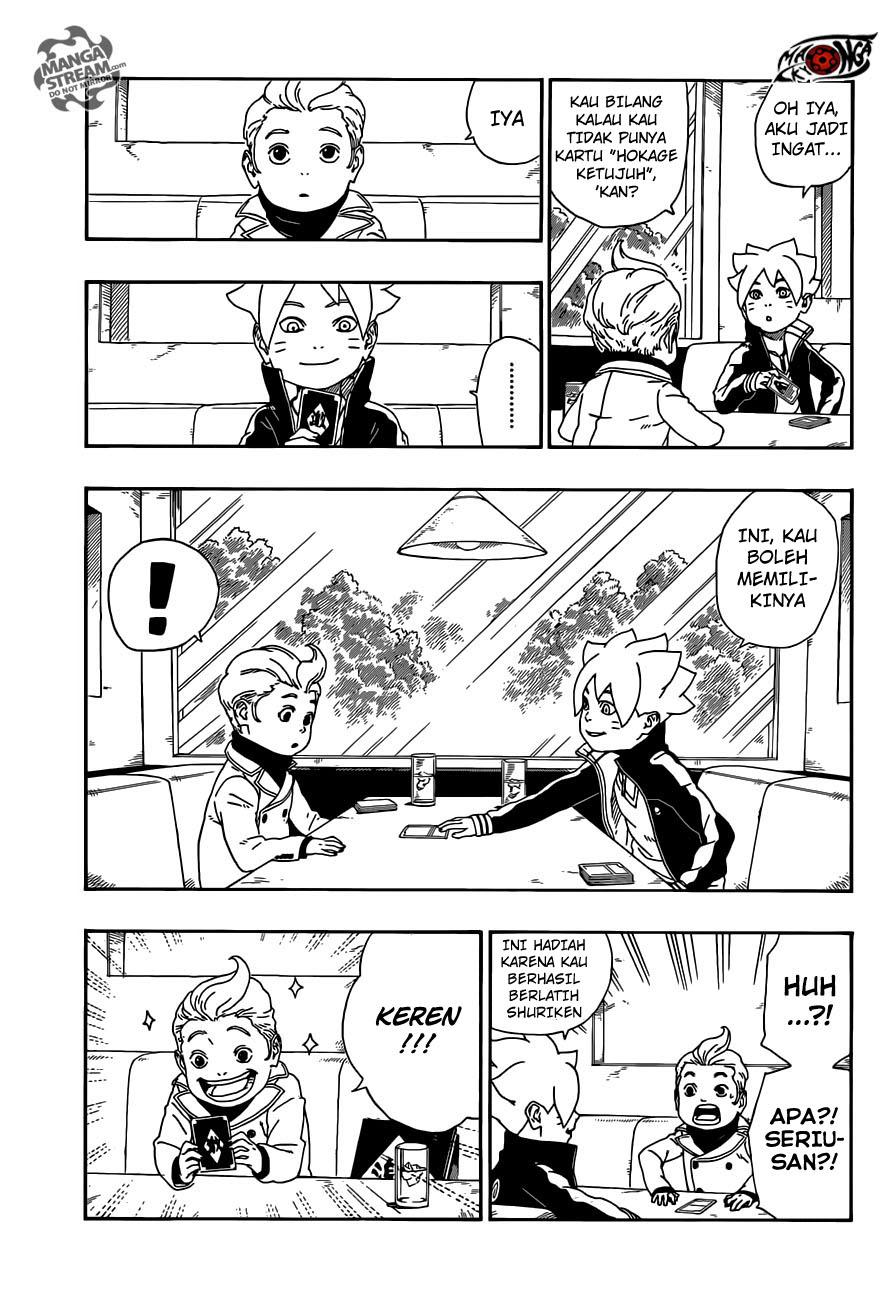Baca Manga Boruto Chapter 12 Bahasa Indonesia