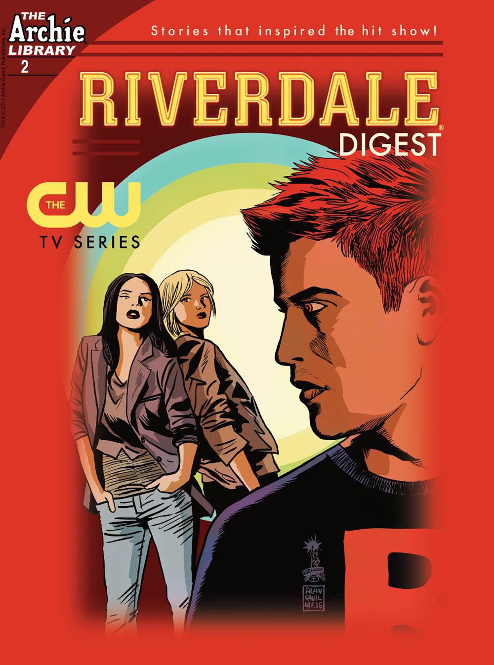 John persons comics for sale - Riverdale Digest 2 See How Everything Led To The Cw S Riverdale Tv Show With This Digest Sized Collection Featuring Stories From Our Recently Relaunched