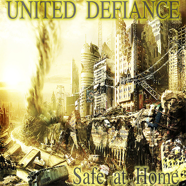 "United Defiance stream new album ""Safe At Home"""