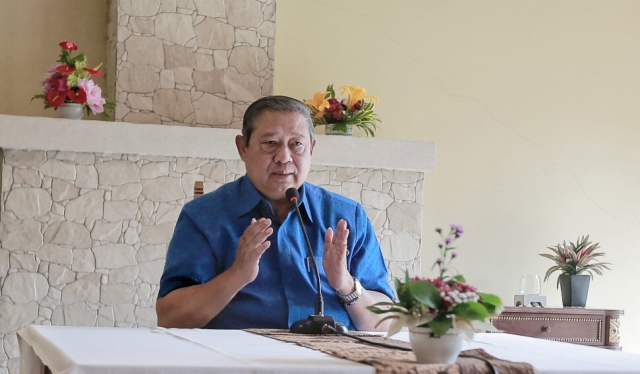 Tanggapi Kondisi Negara, SBY: Infrastruktur bagus, jangan lupa pembangunan manusia