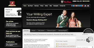 My-writing-expert Essay Writing