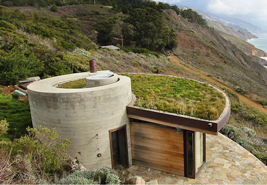 A Look Inside And Out Of Thomas Cowen S Seashell Inspired Big Sur