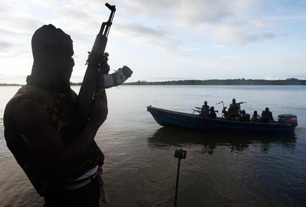 Nigerian Bishop Sponsoring & Funding Niger Delta Avengers Militants Arrested