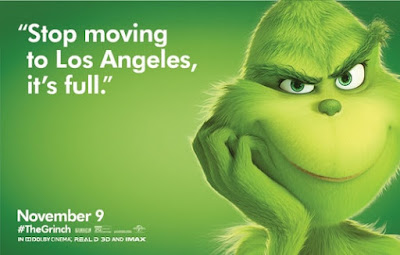 The Grinch 2018 Poster 33
