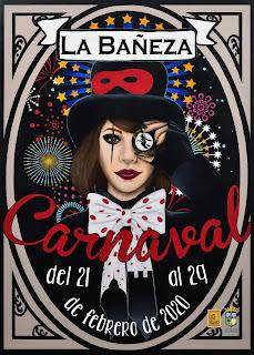 La Bañeza - Carnaval 2020 - Estela Blanco