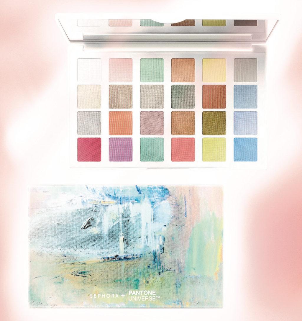 pantone sephora 2016 cores - Pantone, as cores e as tendencias