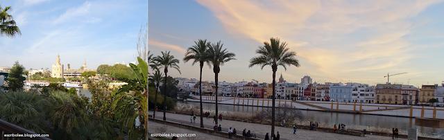 Viaje a Sevilla: Torre del Oro y Barrio de Triana