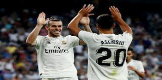 نتيجة واهداف مباراة ريال مدريد وروما اليوم الأربعاء 19-9-2018 المجموعة السابعة من دوري أبطال أوروبا
