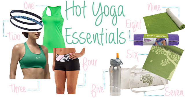 Hot Yoga Essentials  802ba78ecd0