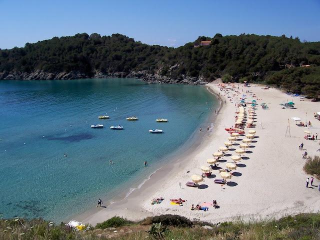Fetovaia Strand