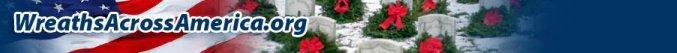 Wreaths Across America Logo, Wreaths Across America, Jayci's Wreaths for Heroes