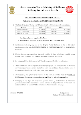 rrb-group-d-examination-important-instructions