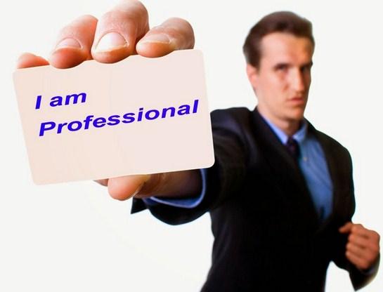 Pengertian Pekerjaan, Profesi dan Profesionalisme