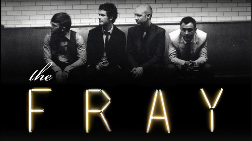 FEATURED ARTIST: THE FRAY