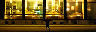 Fábrica de cerveza de Múnich.