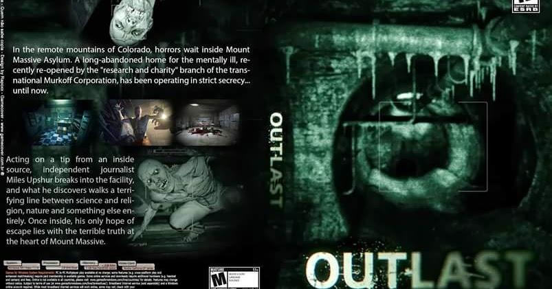 تحميل لعبة outlast 2 للكمبيوتر