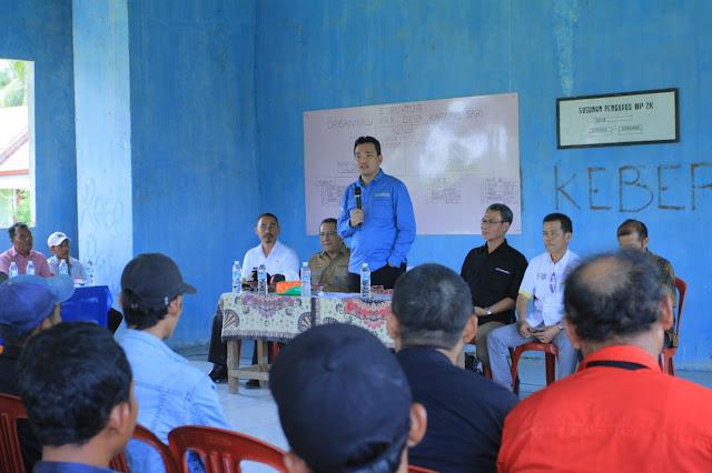 Wabup Muba Ajak Masyarakat Dukung Program Pemerintah Pusat