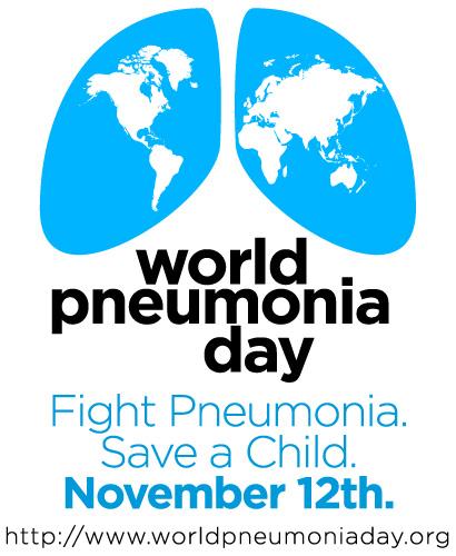 Σήμερα η Παγκόσμια Ημέρα κατά της πνευμονίας