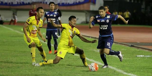 Arema vs Sriwijaya FC