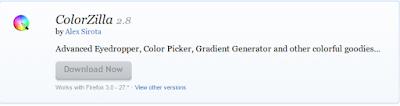 Mozilla Firefox Addons ColorZilla